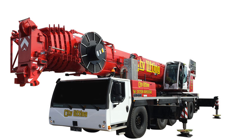 Mobile Crane Hire | City Lifting