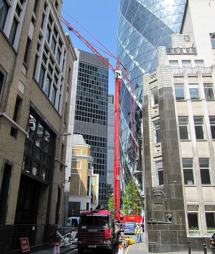 the mobile tower crane cheaper quicker Saddle jib cranes offer many benefits, generally cheaper to hire than a luffing equivalent, quicker operation, lower power and easier to erect and dismantle they can be placed onto a ballast base or fixing angles and climbed to great heights if required.