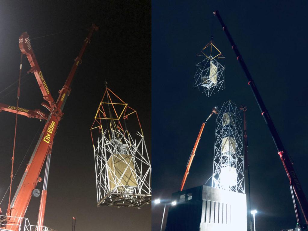 Crane Hire / Crane hire cost / Crane hire London | City Lifting